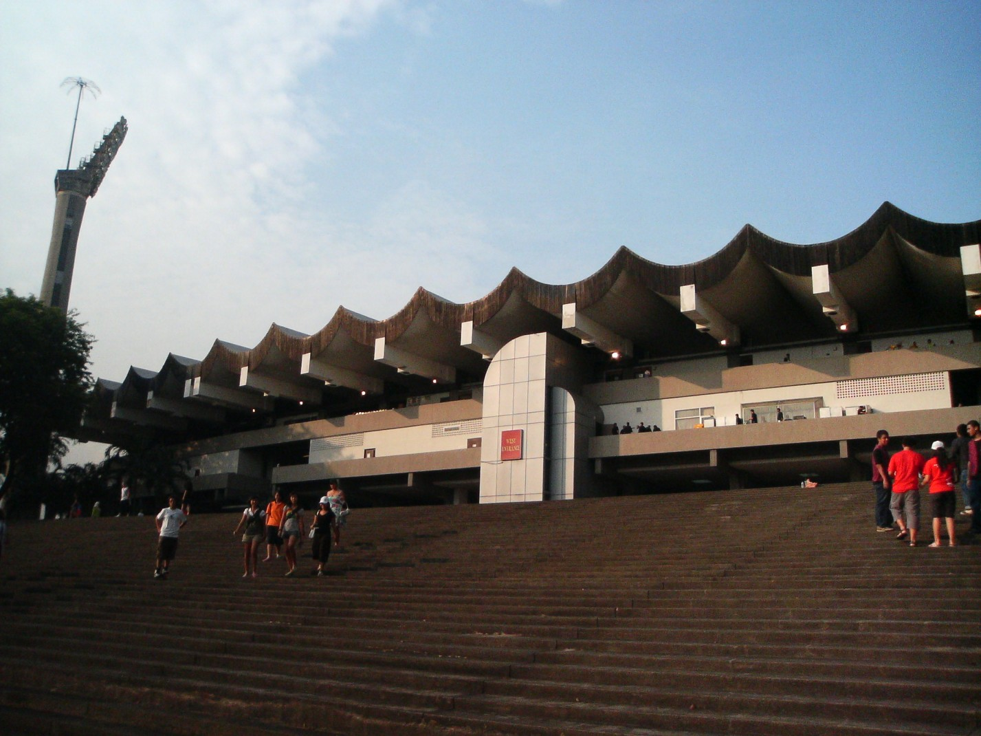 National Stadium Grandstand