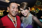 Nurul Aini with Alex Zulkifli (artiste manager at Mediacorp Artiste Management Unit)...