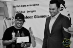 The winner of the contest was won by Ard, chosen by how loud the audience clapped. Imran Ajmain gave away the prizes...