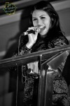 "Amanda Imani sang ""Selamilah Cinta"" and her current hit ""Cemburu"" that night..."
