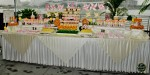The desserts table prepared by Desserts Artisan...