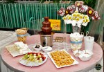 Another desserts table, this time by Madame H Creations...
