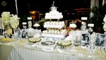 Likewise the desserts table by Dessert Artisans...