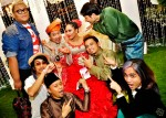 The wedding would not have come alive without these gentlemen... Give it up for Rafil Kamaruddin, Raffiey Nasir, Hatta Dolmat, Bosco Ryzarl, Fizi Azmi and Sopi...