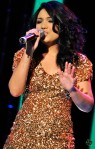 Rahayu Ridwan was a welcomed change from the previous weeks of having male guest singers...