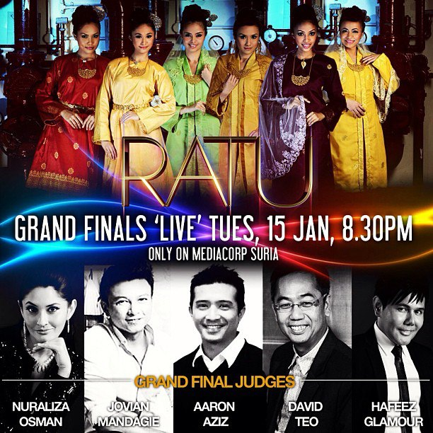 Ratu Suria Grand Finals Preview…