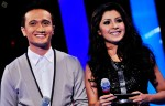 Hosts Fauzie Laily and Marina Yusoff...