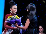 Fatin Amira won the Ratu Elegan award