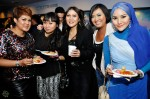 Fatimah Mohsin, Mimi Jasmine (celebrity make-up artiste), Mastura Ahmad, Sriwahyuni Jaes and Norfasarie...