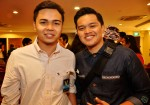 Rauzan Rahman and Firwan Johan...