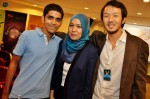 Rupak George, Sarah Ismail and Zack He of Seyra...