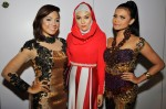 An example of the friendship forged in APM: Syirah Jusni, Shila Amzah and Citra Scholastika...