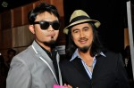 Dyn Norahim and Art Fazil...