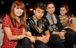 SleeQ being joined by their respective fiancees, Azzah Fariha and Malaque Mahdaly...