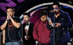 Audionauts stunned everyone by clinching Most Popular Singapore Artiste...