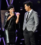 The crowd swooned the moment Cakra Khan appeared on stage...