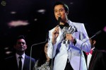 "Aliff Aziz winning the Best Song (Singapore) award (""Jangan Ganggu Pacarku"")..."