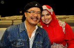 Imuda and his wife Zabarina...