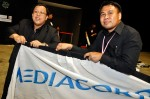 The unsung heroes of APM2013, bros Mamat and Iwan...
