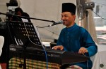 Orkes Budi is of course, led by renowned composer / singer Zubir Abdullah...