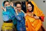 The Minahs: Nurul Nabila, Aura Shai and Mariam Mas'od...