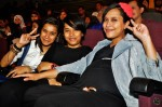 Fiza O and her sisters supporting hubby DJ KC...