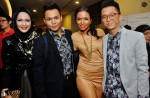 The current hosts of RE:TV - Ainon Talib, Hyrul Anuar, Nadiah M. Din and Sezairi Sezali...