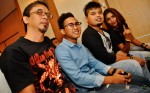 Members of Kraton, known for their originality and showmanship...