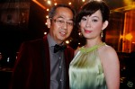 Metrowealth International Group's CEO, Major. David Teo and wife Ms. Jane Lim...