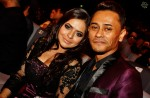 Our SG Mania champion, Eiss and wifey Norazura Ismail...