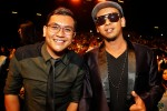 Siblings: Actor Kai Abu Bakar and singer Zaibaktian...
