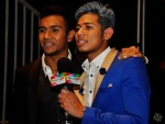 Nabil Ahmad continued goofing around with Taufik Batisah, this time for his weekly entertainment show, MELETOP...