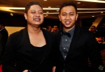 J-Boy Iskandar and Fariq Tajree, the duo from Komrad...