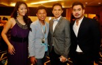Dawn Jeremiah, prolific lyricist Shah Shamshiri, Mr. Darren Choy and Sabhi Saddi...