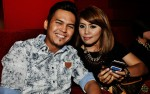 Celebrity blogger Diah Mastura Roslan was also in attendance with hubby Hidayat Wahab...