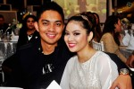 Didicazli and wife Nur Eliyana...