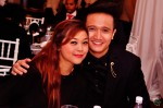 Fauzie Laily and Nurul Huda, the ever loving couple...
