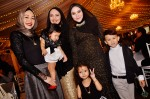 Rozzalina Ramli and her daughter Hannah Adyna, Ainon Talib and Norfasarie and her lovely children...