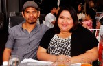 Haryani Othman and hubby Fahmy...
