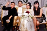 Azzah Fariha and Malaque are officially cousins by virtue of marrying the SleeQ boys...
