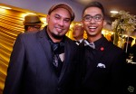 Good friends - Md. Najib Soiman and Shahril Wahid...