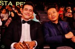 Malaysia's Zul Ariffin was in attendance and seated next to former newscaster Riz Sunawan...