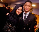 Another pair of newlyweds - Syarif SleeQ and Malaque Mahdaly...