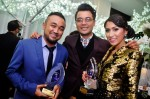 Flipside Stories' Razi Salam with Nurul Aini and hubby Sofian Roslan...