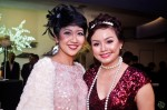Brainy beauties - Sharon Ismail and Rilla Melati...