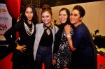 One for the album - Aura Shai, Ayda Jebat, Madam Zakiah Halim and Fiza O...