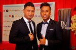 Raja Razie & Dzar Ismail were the hosts for the Red Carpet event...