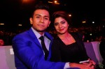 Newly married couple Taufik Batisah and Sheena Akbal...