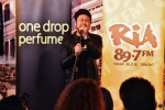 "Ryan Sufiyan sang his latest hit, ""Hilang"", which is also the official soundtrack to the latest MJ12 DVD..."