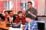 Iman's League sharing their thoughts on winning the Best Band category at APM2015...